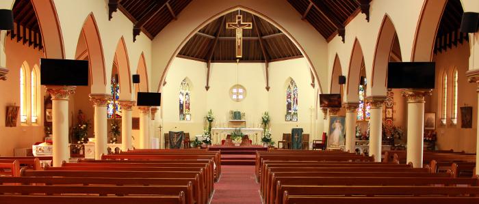 St Brigid's Parish Hall